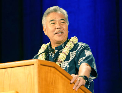 Civil Beat Poll: Voters Want Ige To Stick Around As Hawaii's Governor