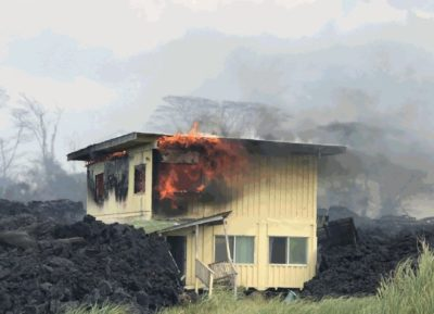 Legislature Approves $60M In Volcano Disaster Relief