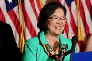 Hirono Rakes In The Campaign Cash Following Kavanaugh Hearing