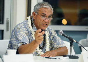 Panel Narrowly Recommends Keeping William Aila In Hawaiian Home Lands Post