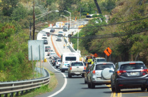 Campaign Corner: Traffic Jams Are A Real Time Suck In Central Oahu