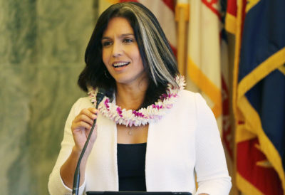 Is This The Beginning Of Tulsi Gabbard's Bid For President?