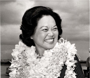 Hirono Introduces Resolution To Honor Patsy Mink
