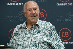 Veteran Hawaii Republican John Carroll Dead At 91