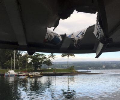 Passengers Recount Moments After Lava Hit Tour Boat