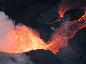 Heavenly Mound Or Hill Of Destruction? Naming Volcano's Newest Feature