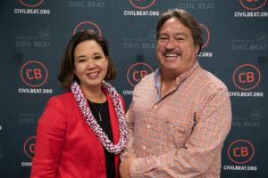 Pod Squad: Jill Tokuda's Personal Bid To Be Hawaii LG