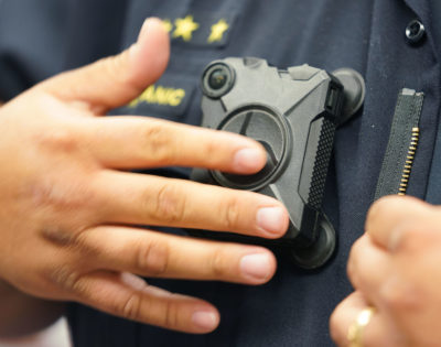 HPD Hopes Body Cameras Will Reduce Confrontations — And Lawsuits