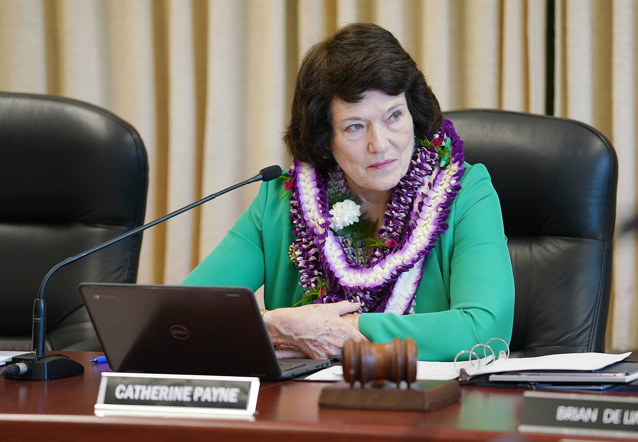 Board of Education Catherine Payne.
