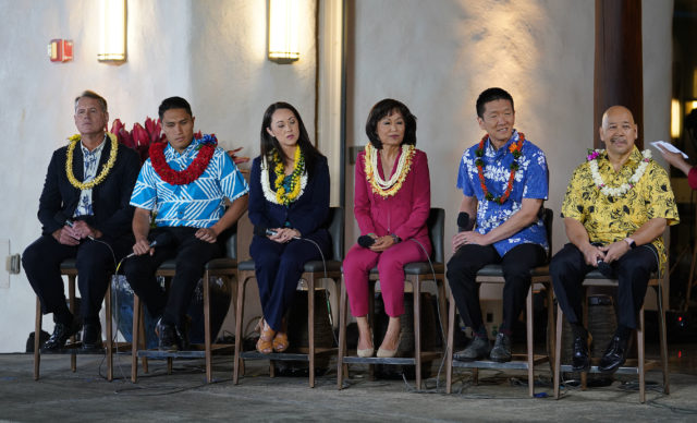 CD1 Hawaii News Now Debate Kamehameha Schools.