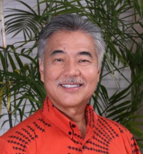 Candidate Q&A: Governor — David Ige