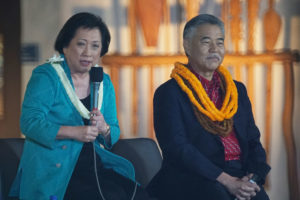 Ige, Hanabusa Spar Over LG, Special Interests And False Missile Alert