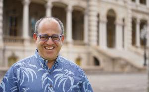 How Martin Hamburger Became A Staple Of Hawaii Politics