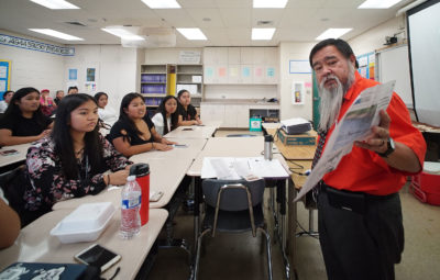 Why College Now Starts In High School For So Many Hawaii Kids