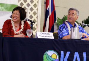 Ige, Hanabusa Want Cap Lifted On Counties' Share Of Hotel Tax Revenue