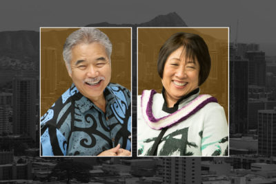 Civil Beat Poll: Ige Ahead Of Hanabusa In Hawaii Governor's Race