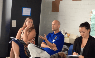 Charter School Principal Calls It Quits After A Year
