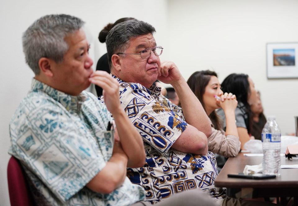Hawaii Legislature: Leadership Will Stay The Same Despite New Faces