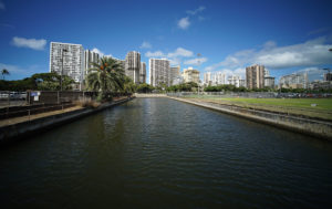 Ige Assures Caldwell Of Ala Wai Flood Control Financing Plan