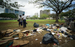 Honolulu Cops Have Two Good Ideas To Help The Homeless