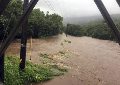 Man Drowns In Flood-Swollen Stream On Kauai