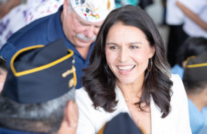 Gabbard's Climate Stance Gets Her Listed As A Presidential Contender