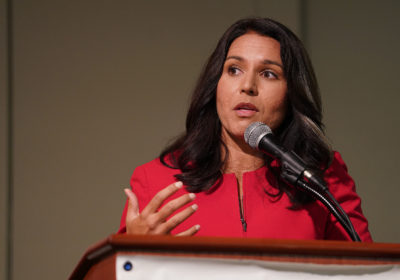 Gabbard Apologizes In Video For Past Statements On Gay Rights