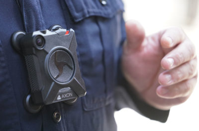 Body Cameras Help Monitor Police But Can Invade People's Privacy