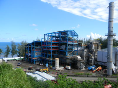 Big Island: Wood-Burning Power Plant Raises Environmental Concerns