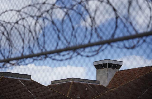 OCCC Oahu Community Correctional Center razor wire.