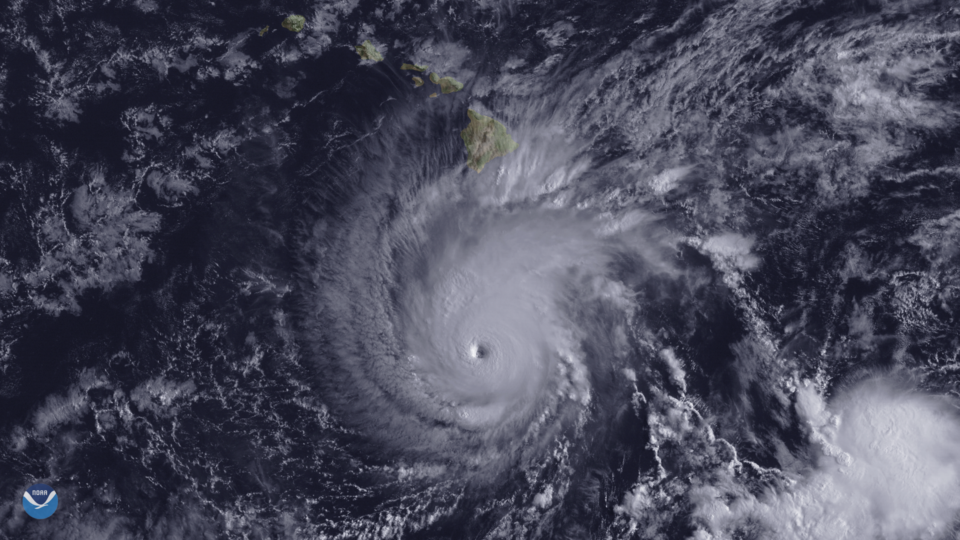 NOAA Forecasts As Many As Eight Central Pacific Cyclones In 2019