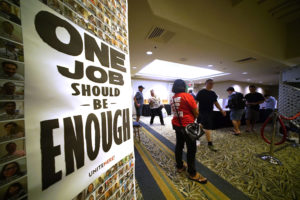 Thousands Poised To Strike At Some Of Waikiki's Biggest Hotels