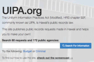 New Service Helps Public Access Public Records