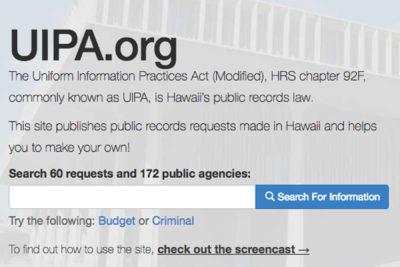 New Service Helps Public Access Public Records