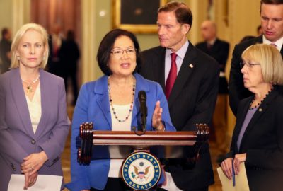 Hirono Finally Speaks Up About Sexual Assault