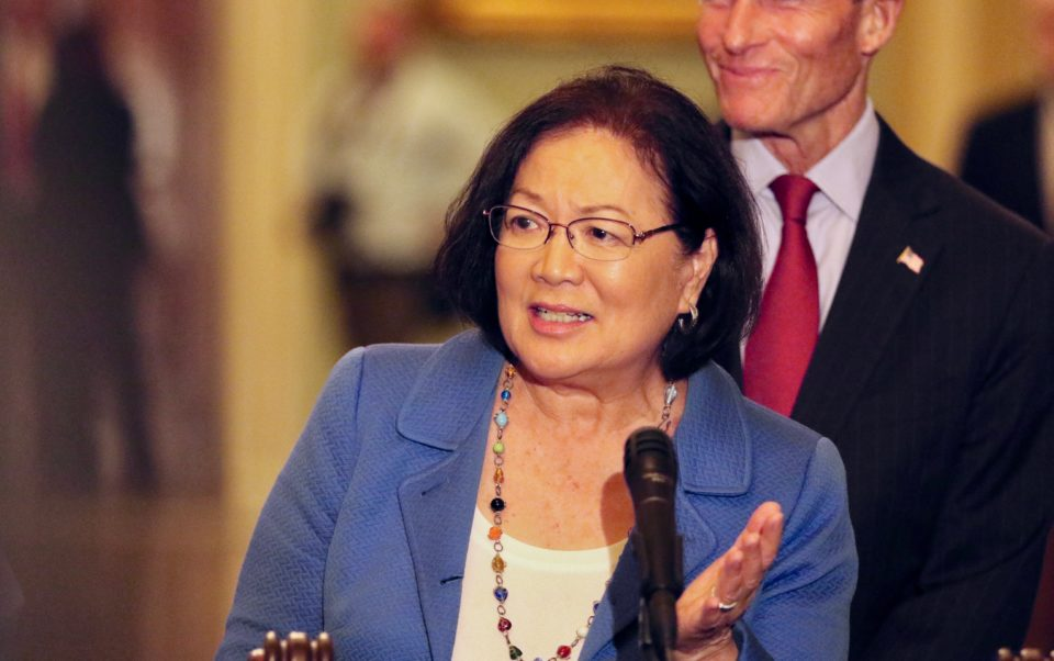 Hirono Tells McConnell To His Face: 'Do The Right Thing'