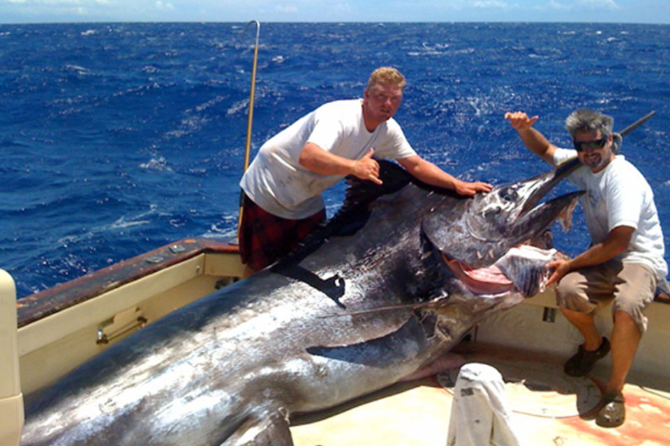 Loss Of Mainland Market For Marlin Is One More Sign Dan Inouye Is Gone