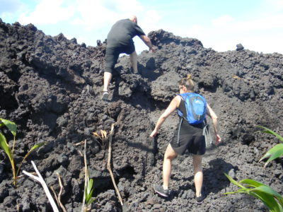 Big Island: You Need To Be Tough To Explore These New Volcanic Beaches