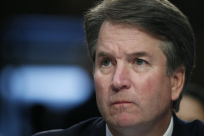 Kavanaugh Confirmed And Quickly Sworn In As Supreme Court Justice