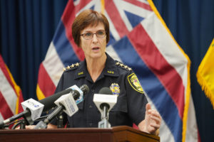 HPD Chief: Police Not At Fault In Closing Of Domestic Violence Program