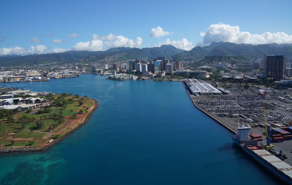 If The Big One Hits, Honolulu Harbor Is A Fragile Lifeline