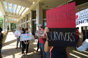 Denby Fawcett: Taking The #MeToo Movement To The Next Level