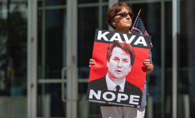 After Kavanaugh Battle, A Call For Moderation