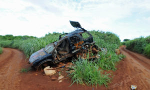 Kauai: A Rising Tide Of Abandoned Cars On The Garden Isle