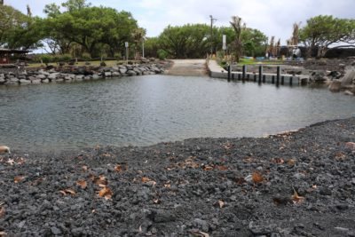 Big Island: Why A New Beach Created By Lava May Doom A Popular Boat Ramp
