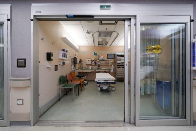 Queens Emergency Room.