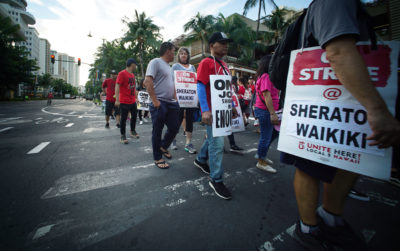 Hawaii Hotel Workers' Fight Is Everyone's Fight