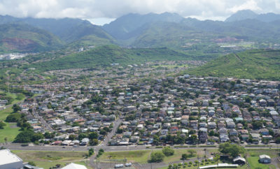 Military housing Aerial Salt Lake Aliamanu real estate homes aerial1.