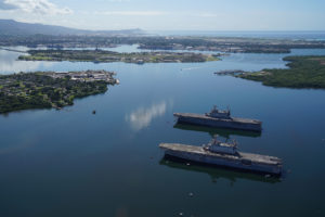 Why Plans For A New Navy Dry Dock Leave Ship Repair Industry Divided