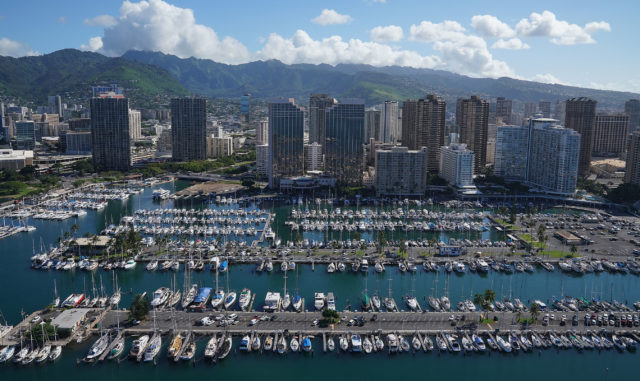 The Boat People Of The Ala Wai Fear They're Getting Forced Out